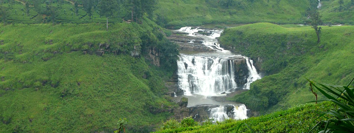 Dewon Waterfalls